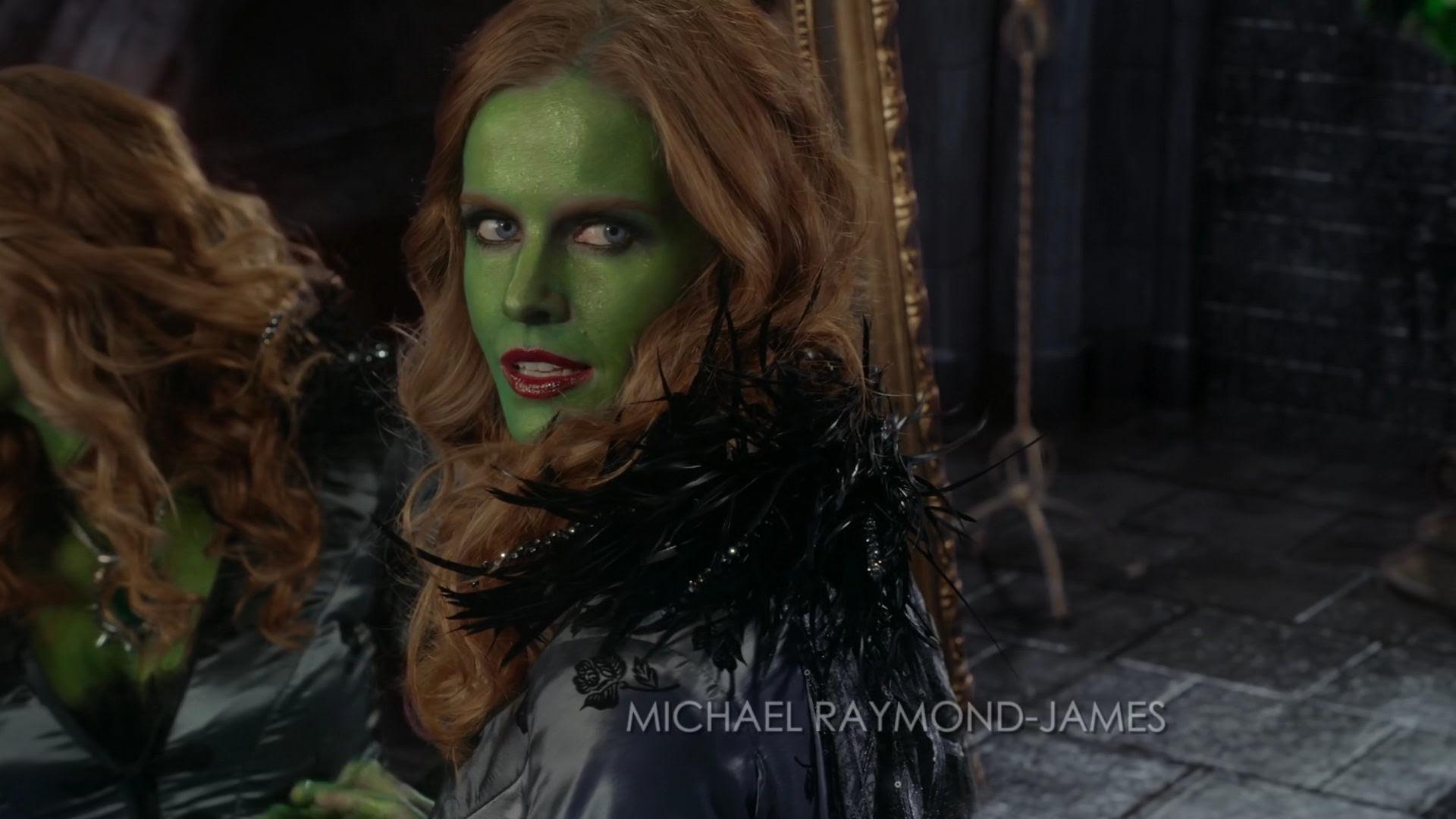 Zelena Wicked Witch Zelena The Wicked Witch Of The West Photo