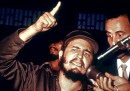 Picture dated June 1970 of Cuban President Fidel C