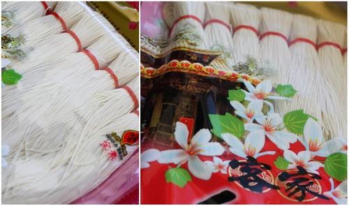 Mee Sua Collage