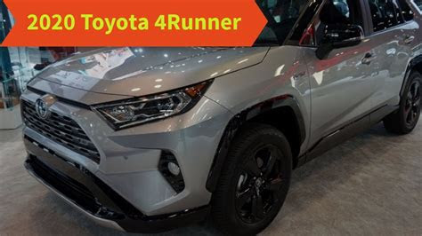 toyota runner redesign interior engine