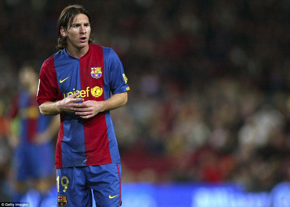 By the 2006-07 campaign, Messi scored 17 goals in 36 games and would score his first Clasico hat-trick against Real Madrid