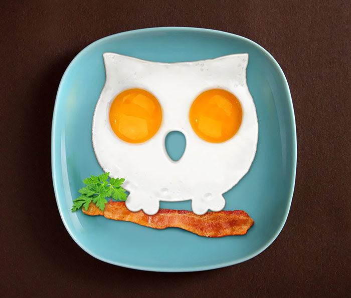 Owl Fried Egg Shaper