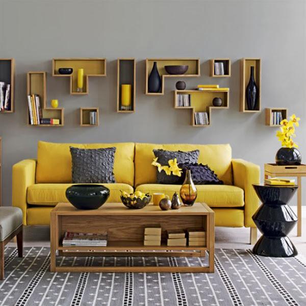 Creative wall decor | InteriorHolic.