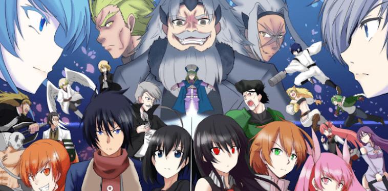 Akame Ga Kill Season 2 Manga