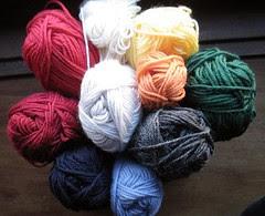 novita wool wannabe stripes