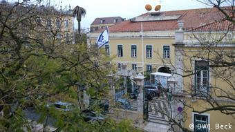 Sitz der CPLP - Gemeinschaft der Portugiesischsprachigen Staaten (DW/J. Beck)