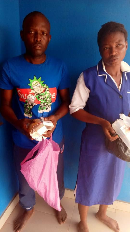 Doctor And Nurse Arrested As Woman Dies Of Complications After Abortion (Photo)