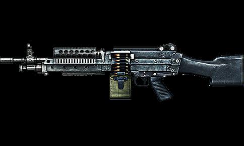 M249 - Battlefield 3 Wiki Guide - IGN