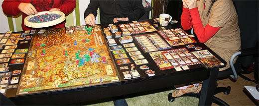 World of Warcraft Brettspiel