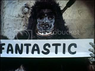 fantastic ape