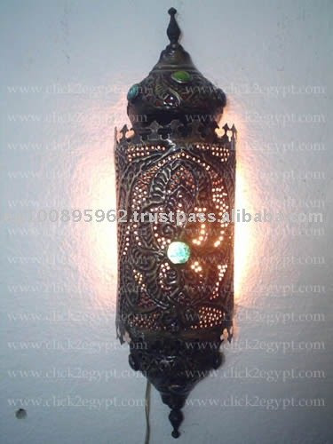 Home Decor Islamic Handcrafted Wall Sconces, View wall decor ...