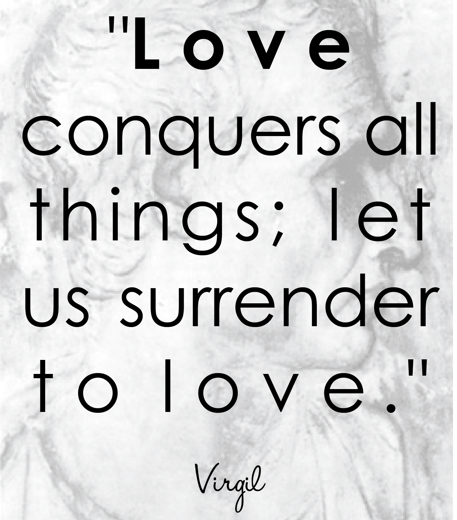 √Top 100) Love Will Conquer All Quotes - Popular Quotes in HD image