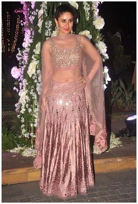 Kareena Kapoor Bollywood Dresses Manish Malhotra