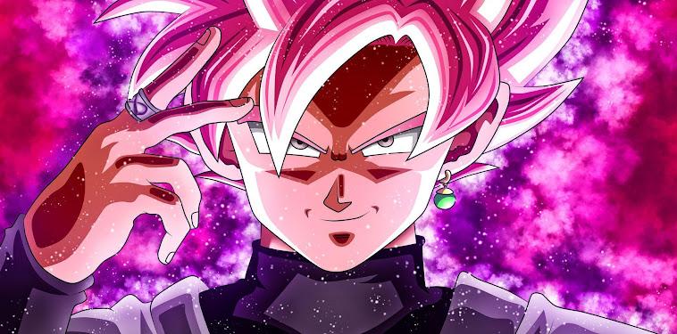 Goku Black Rose Wallpaper