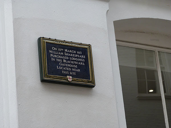black friars gate house