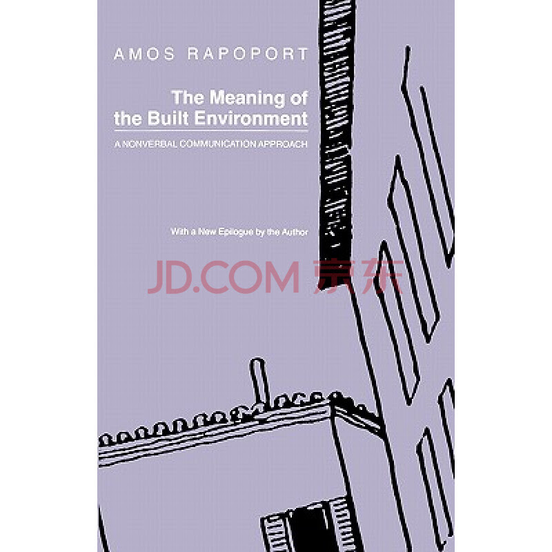 【预订】the meaning of built environment: a
