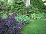 Unusual Susan Els Garden Landscape Design Green Works The Vermont ...
