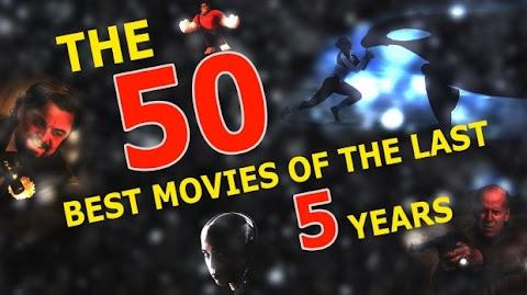 Best Movies Last 5 Years