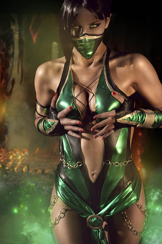 Mortal Kombat Jade Ii Hikari Kat Online Store Powered By Storenvy