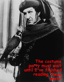 Vincent Price in Masque of the Red Death