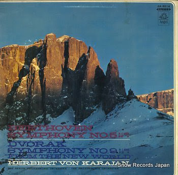KARAJAN, HERBERT VON beethoven; symphony no.5 in c minor op.67
