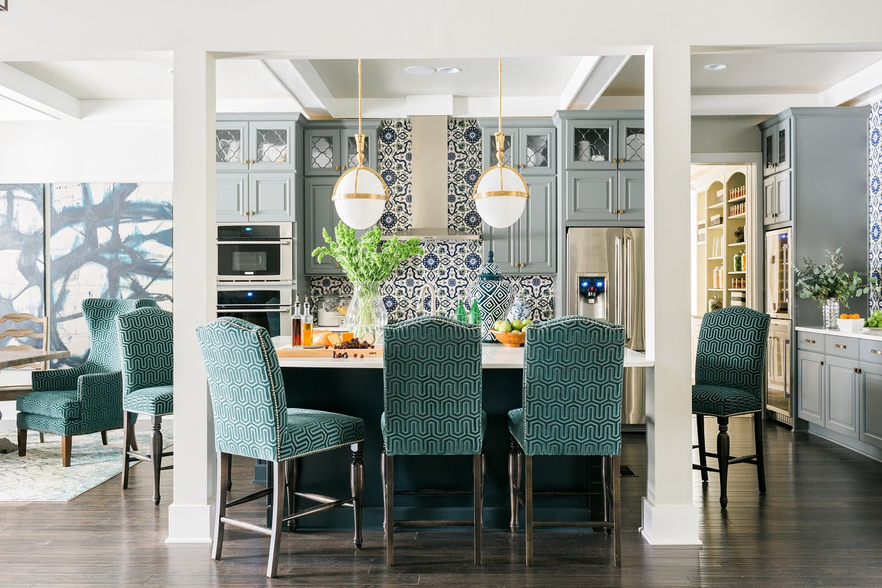 HGTV Smart Home 2016 Reveal in Raleigh NC - New Homes & Ideas