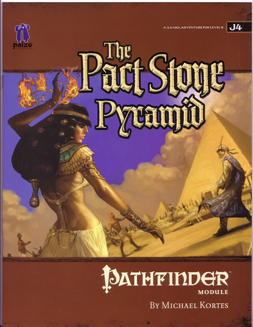 The Pact Stone Pyramid