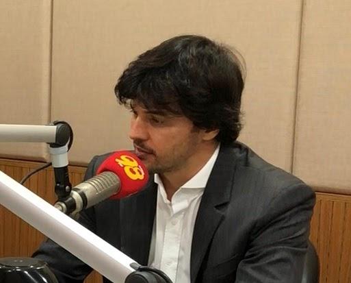Deputado Fabio Faria declara apoio a Bolsonaro