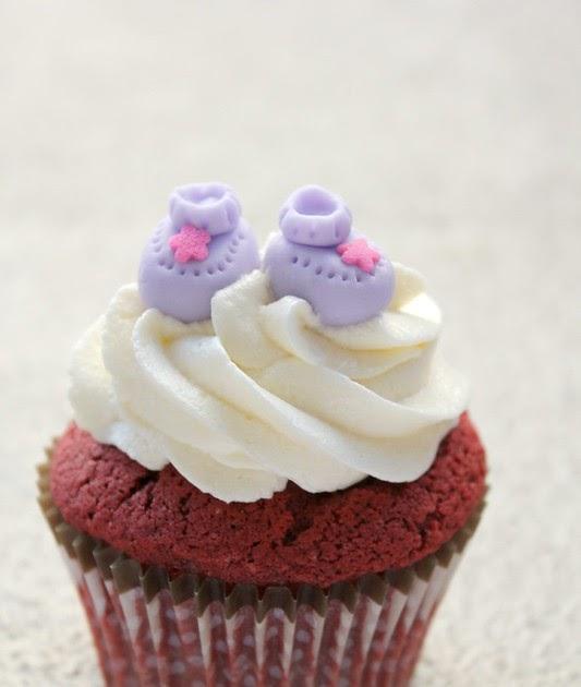 Red Velvet Baby Cake