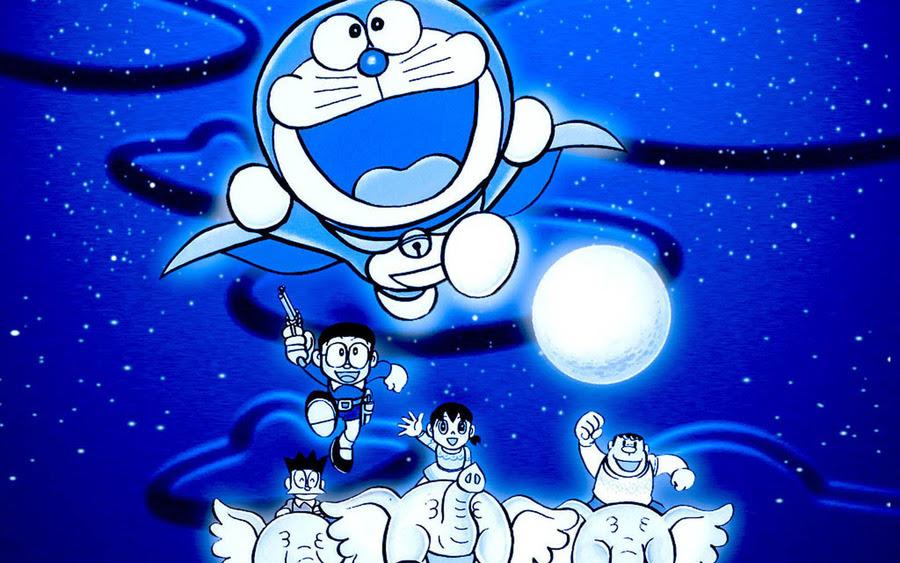 Doraemon Computer Wallpaper Wallpaper High Definition High Quality Widescreen