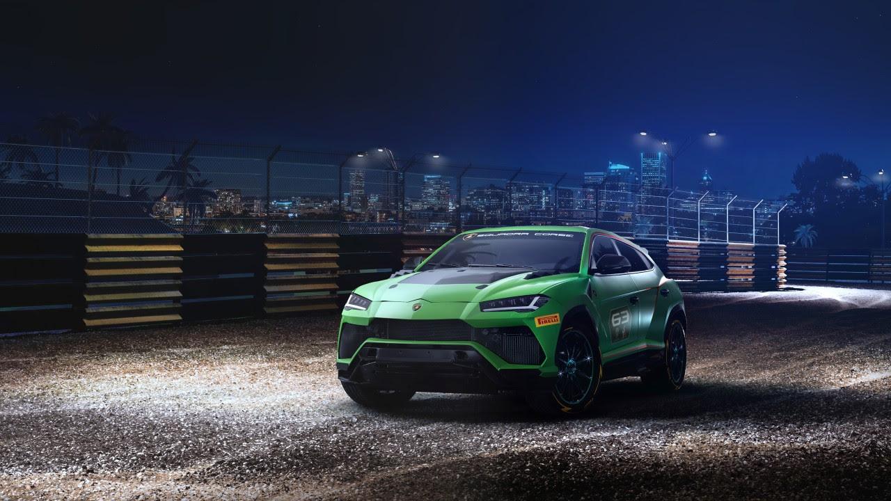 Lamborghini Urus ST-