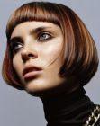 short hairstyle - Antoinette Beenders