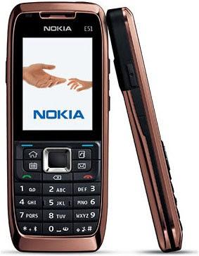 Nokia E51 Mobile Phone - Review