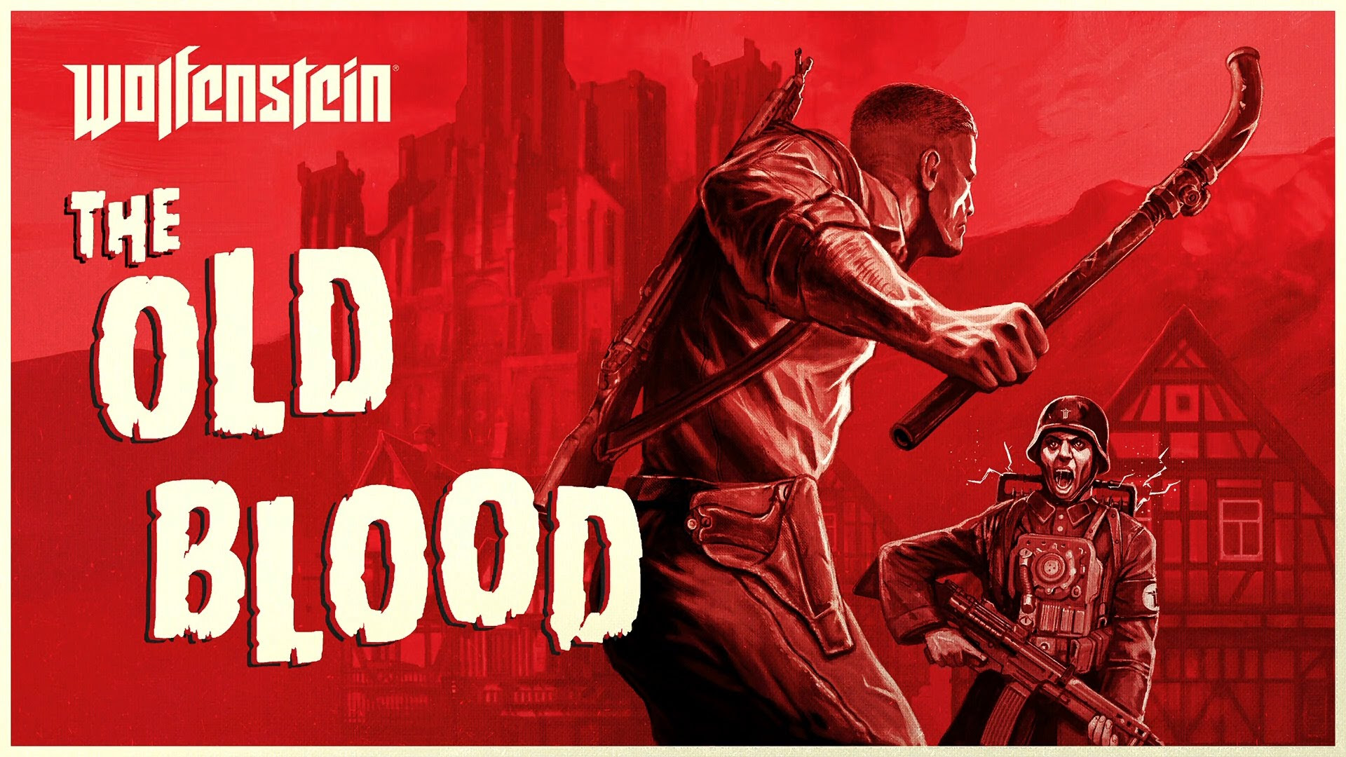 Wolfenstein The Old Blood The Man In The Bloody Castle