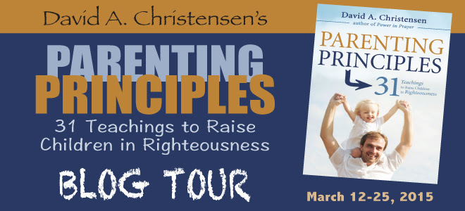 Parenting Principles blog tour