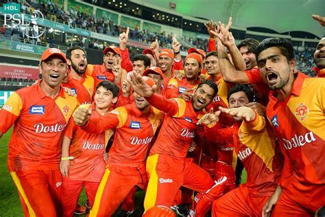 Islamabad United to face Peshawar Zalmi in PSL 2017 opener