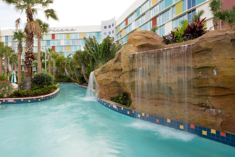 Cabana Bay Beach Resort officially opens as The Beach Boys