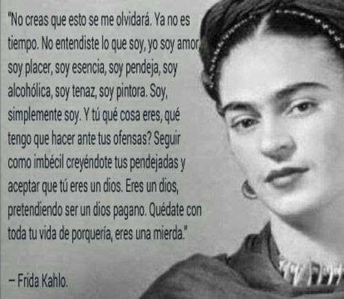 Frases Amor Frida Kahlo Diego Rivera Spooky H