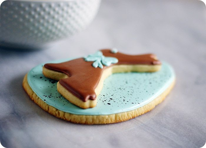 how to make double-decker bunny cookies, recipe + tutorial