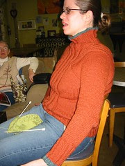 H's lovely sweater