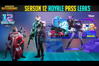 Pubg Season 12 Royal Pass Rewards