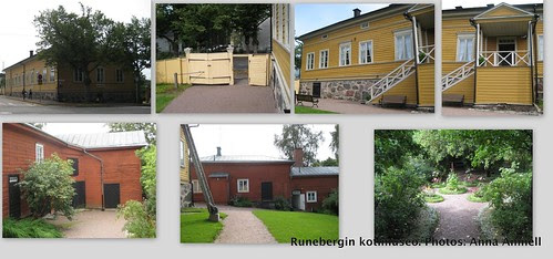Runebergin kotimuseo by Anna Amnell