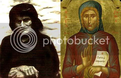 Αποτέλεσμα εικόνας για Οσία Γερόντισσα Σοφία της Κλεισούρας