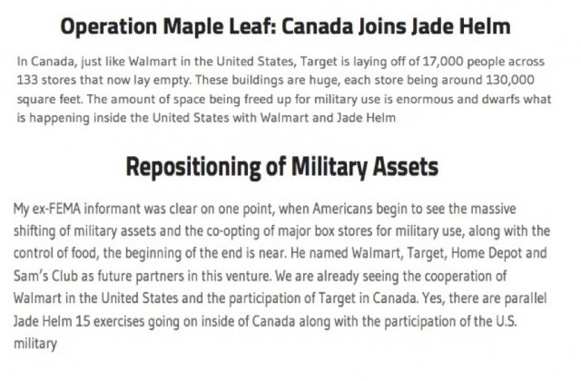 Operation Maple Leaf
