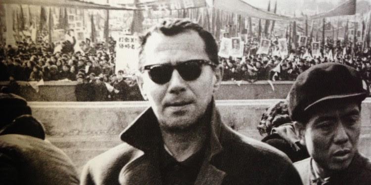 Marcel Mariën in Beijing 1965