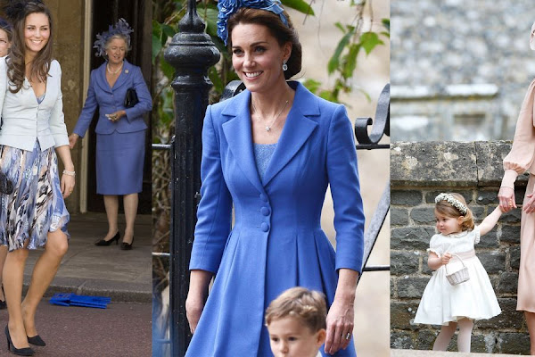 05ac749c This Is What Kate Middleton Wears to Other People's Weddings