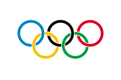 Olympic flag photo Olympicflag.png