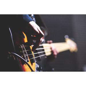 ベースギター Gahag 著作権フリー写真イラスト素材集