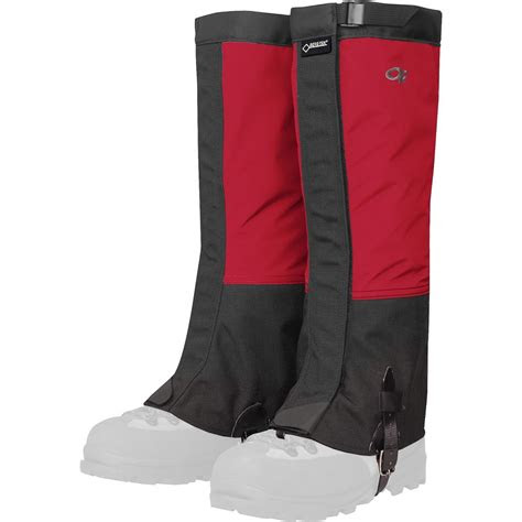 outdoor research crocodiles gaiter mens backcountrycom