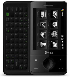 HTC Raphael officially announced as HTC Touch Pro